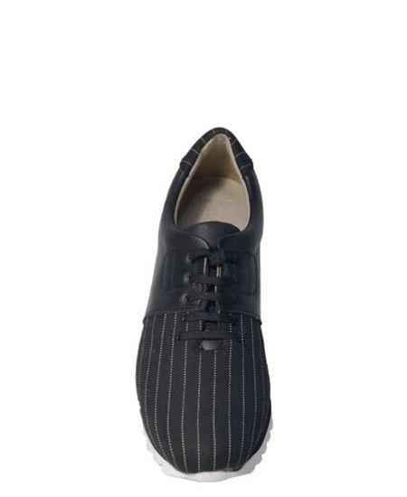 日本初上陸!スペインのシューズブランドDeux Souliers / ドゥ・スーリエのTrainer 1/2 スニーカー (ディプロマティック)。 #DeuxSouliers #ドゥスーリエ #スペイン #spain #スニーカー #トレーナー #sneaker #trainer #ストライプ #stripe #shoes #シューズ #ブランド #インポート #レースアップ #シューズ #靴 #靴職人 #ブーティ #ブーツ #ネイビー #ブラック #black #navy #drdenim #ドクターデニム #ootd #outfit #outfitoftheday #コーデ #コーディネート #commedesgarcons #コムデギャルソン #newbalance #ニューバランス #nike #ナイキ #fashion #ファッション #レディース #メンズ