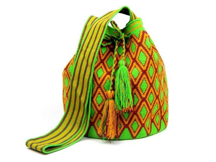 Sea Turtle Wayuu - Colombian Handicrafts
