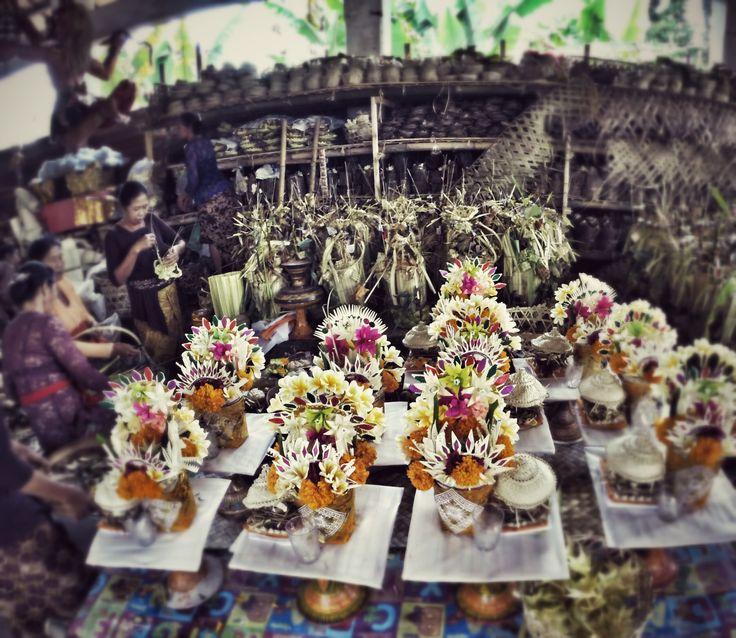 Ceremonies offering