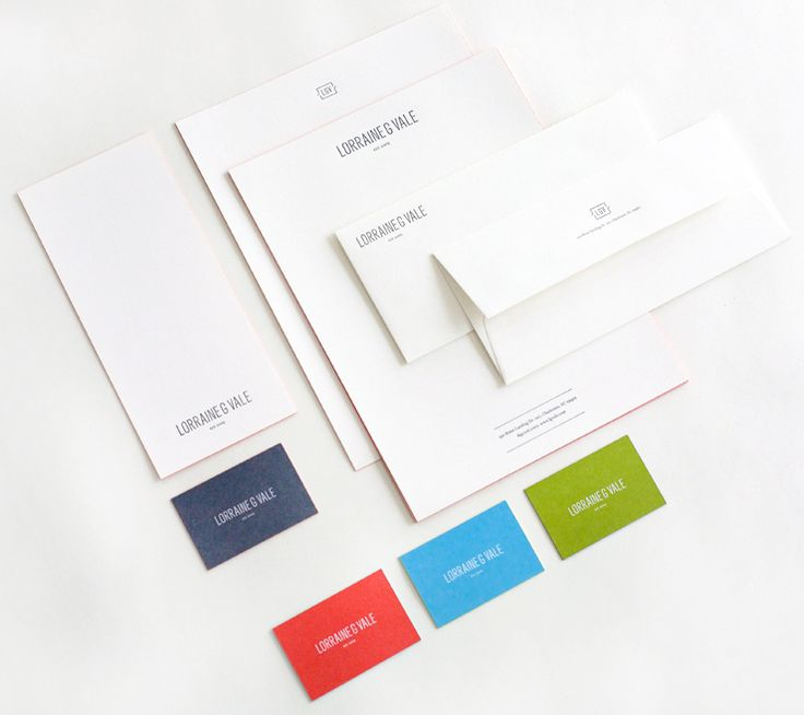 Montessori Letterhead and Business Cards