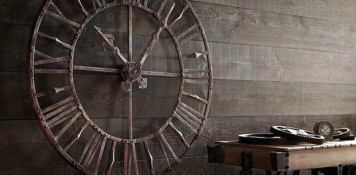 99 Best Clocks Images On Pinterest Big Clocks Big