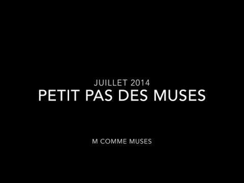 Petit pas des Muses de juillet 2014