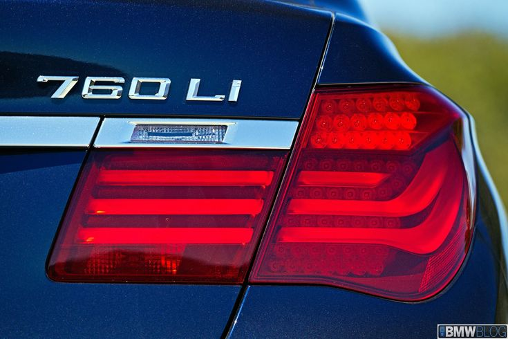 New BMW 760Li to use a detuned V12 engine from Rolls Royce