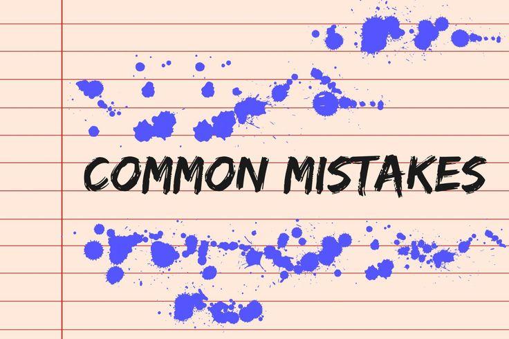 5 הטעויות הנפוצות בשיווק דיגיטלי ואיך להימנע מהן