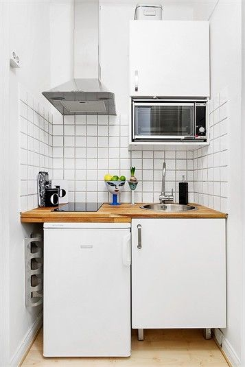 tiniest kitchen ever?