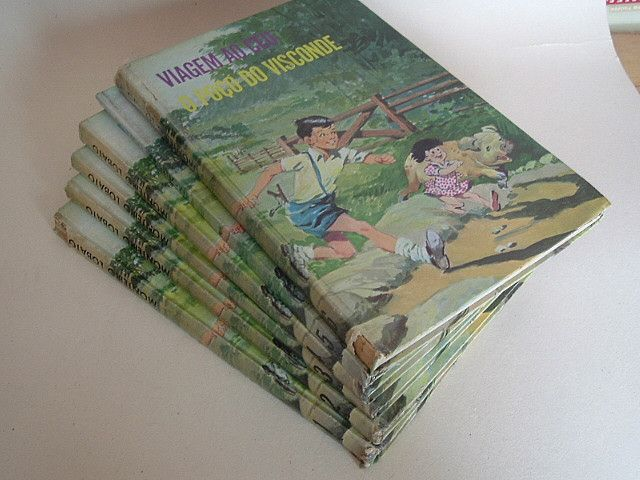 Monteiro Lobato - Books