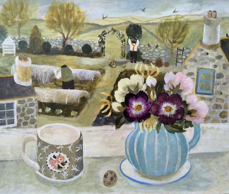 Summer Roses - Sarah Bowman