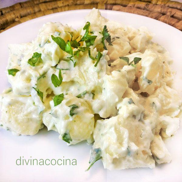 Para hacer patatas con alioli hay que cocer las patatas - Tiempo para cocer patatas ...