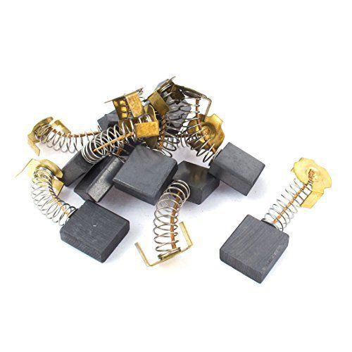 sourcingmap® 10 pièces 18mm x 17mm x 7mm Outil Électrique Moteur Balai Charbon pour Hitachi 180: Price:5.4810 pièces 18mm x 17mm x 7mm…