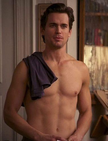 Yeaaaaaa....shirtless is good anytime