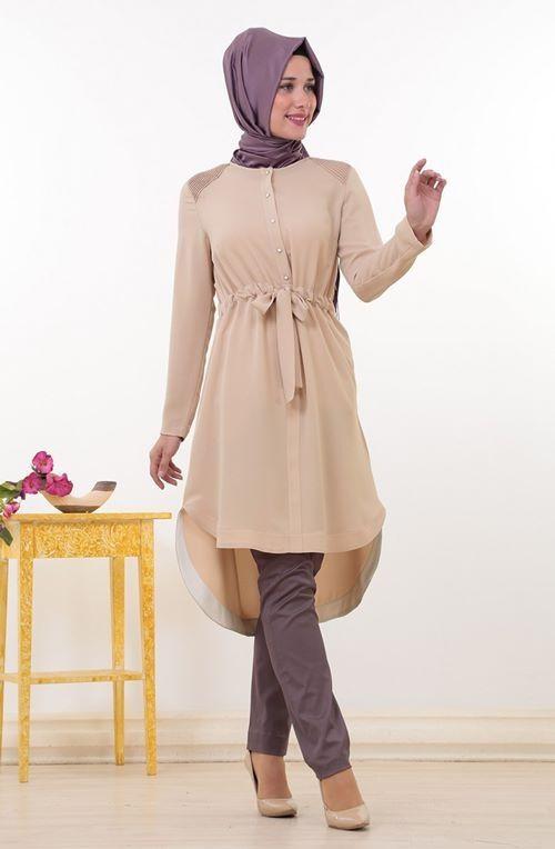 Doque Tunik-Bej DO-B4-61023-08 Fiyat : 144,99 TL Sipariş Link : http://bit.ly/1kawLYv Diğer Modeller için : http://bit.ly/1t7w2r2 #InstaSize #moda #tasarım #tesettür #giyim #fashion #ınstagram #etek #tunik #kap #kampanya #woman #alışveriş #özel #zerafet #bayram #ramazan #indirim