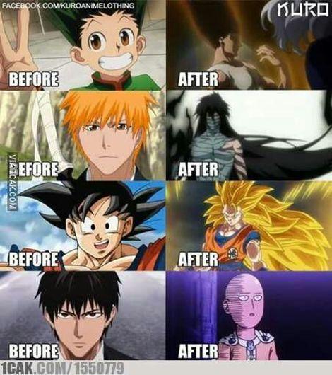 Avant et... Après