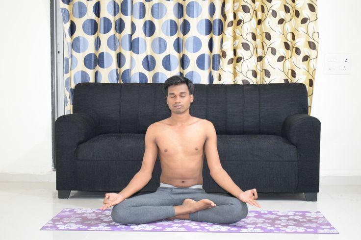 How to do Sukhasana (Easy Pose)