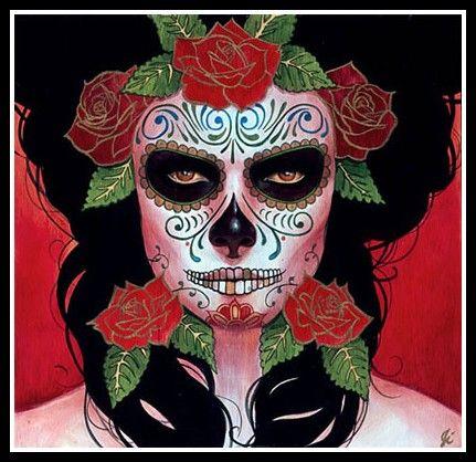 Totally Inksane: Dia De Los Muertos