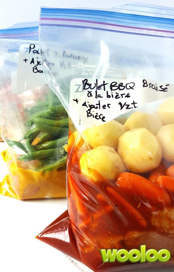 Dump dinner 8 soupers en 60 minutes Wooloo