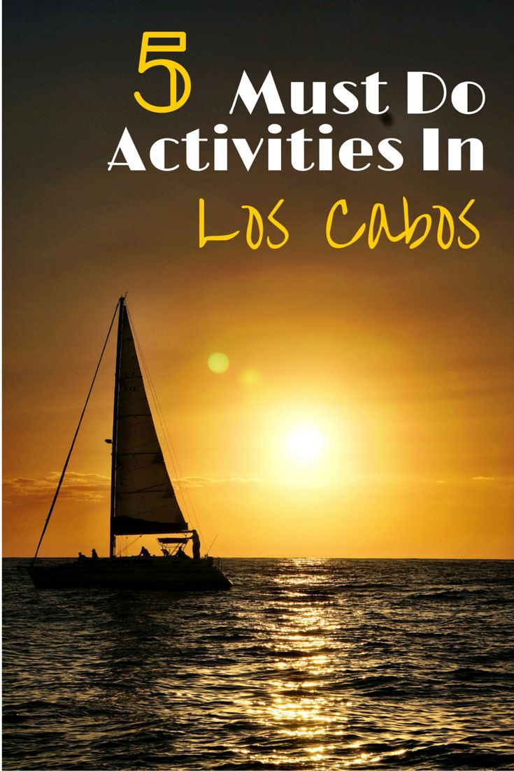 Top things to do in Los Cabos, Mexico. Must do activities in San Jose del Cabo…