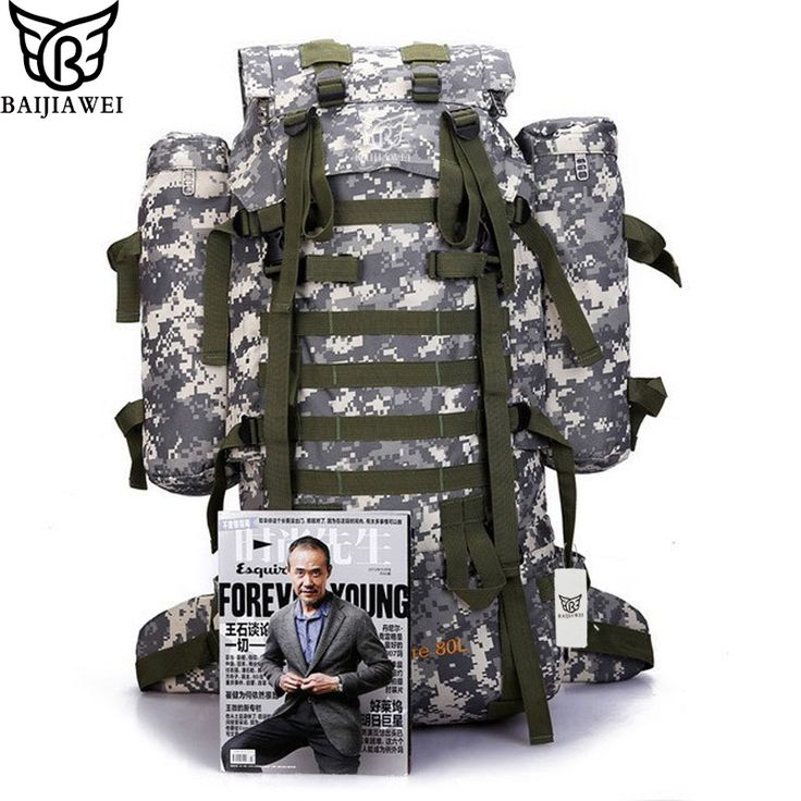 >>>Smart Deals forBAIJIAWEI 80L Big Capacity Backpack Trekking Rucksacks Men Backpacks Camouflage Multifunction Travel Backpack with RaincoverBAIJIAWEI 80L Big Capacity Backpack Trekking Rucksacks Men Backpacks Camouflage Multifunction Travel Backpack with RaincoverLow Price Guarantee...Cleck Hot Deals >>> http://id024975638.cloudns.hopto.me/32681956559.html images