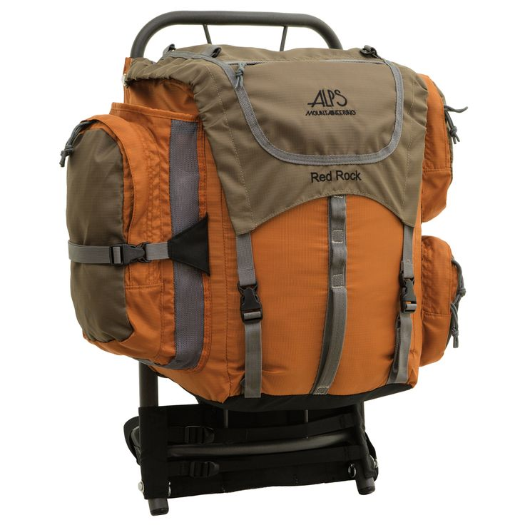 Sparky Camping Gear - Alps Mountaineering Red Rock External Frame Backpack 2050 , $83.77 (http://sparkycampinggear.com/alps-mountaineering-red-rock-external-frame-backpack-2050/)