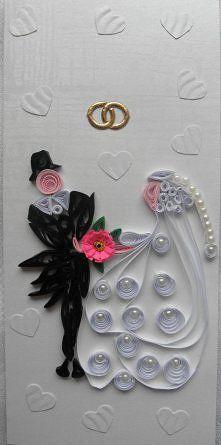 Zobacz zdjęcie kartka ślubna