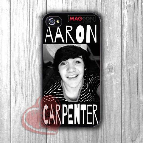 aaron carpenter-with name-1naa for iPhone 4/4S/5/5S/5C/6/ 6+,samsung S3/S4/S5,samsung note 3/4