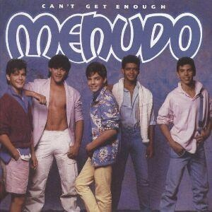 Menudo - They would always show a quick music video of them during Saturday morning cartoons on ABC.