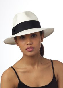 An essential for any holiday.  Mauritius Panama Hat from Lock and Co.£199