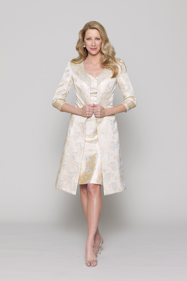 Perfect For An Older Bride Wear This With A Birdcage Veiled Hat Charming