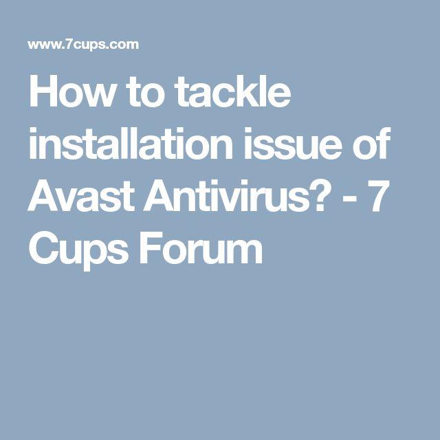 avast forum