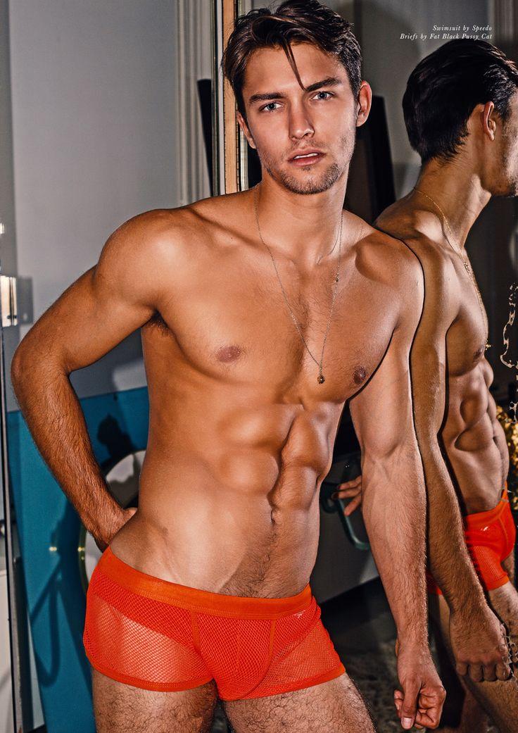 Lucas Garcez by Photographer Joseph Lally 160511 09   Male Celeb News