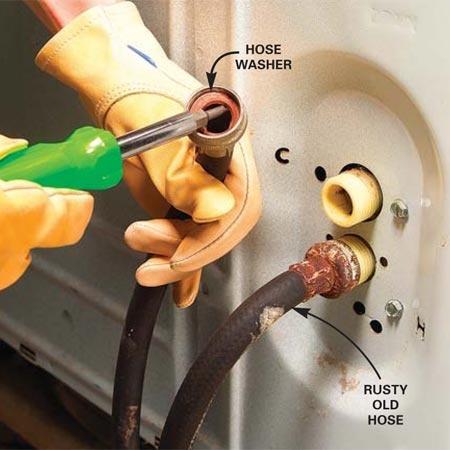 How To Repair A Leaking Washing Machine Appliance Repair