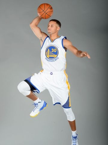 2015 Media Day Portraits - Stephen Curry
