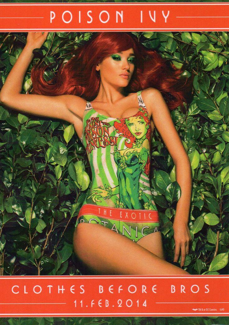 Batman- Poison Ivy Front