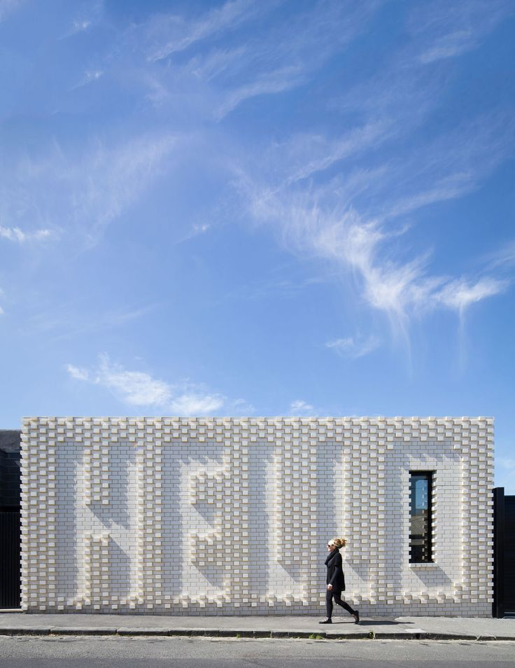 OOF! architecture, Nic Granleese · Hello House · Divisare