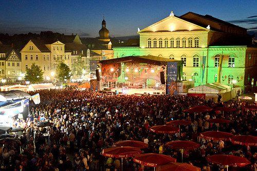 Festival-Archiv » Samba-Festival | Coburg