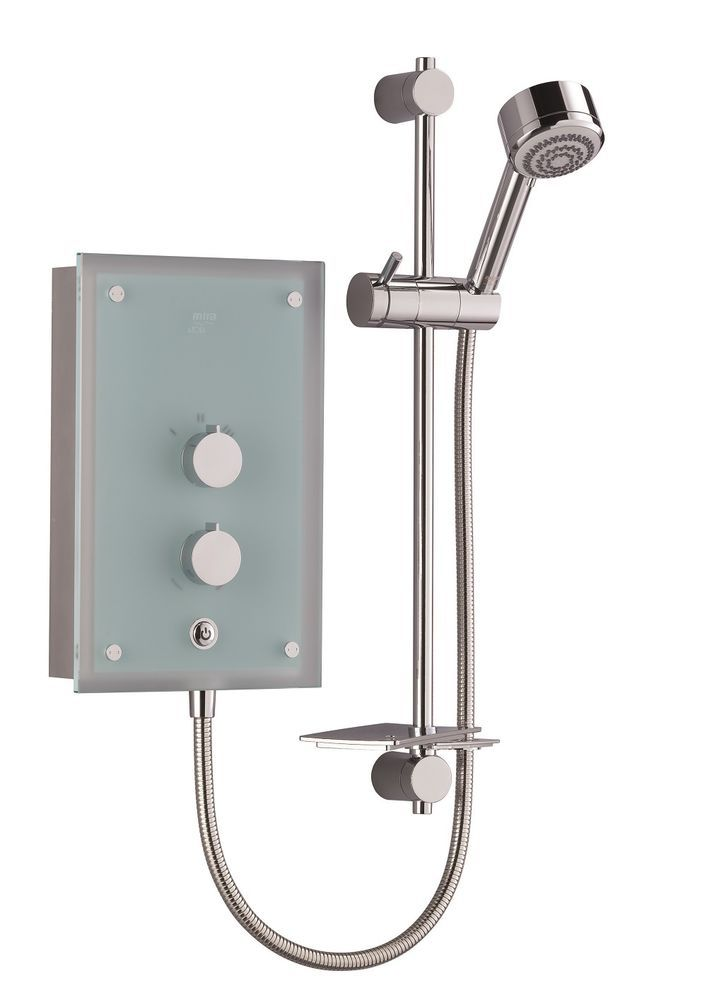 Electric showers???? who knew????