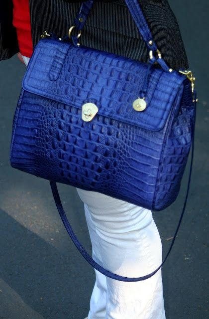 Blue Brahmin Tote Bag                                                                                                                                                                                 More