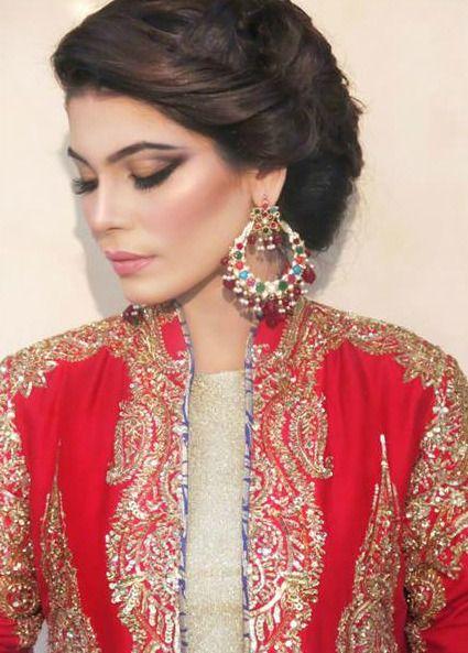 Amna Babar #natasha salon