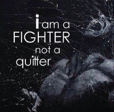 Fitness Motivation | NOT A QUITER!!!