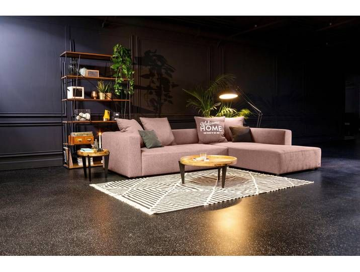 Tom Tailor Eck Couch Heaven Casual M Rosa Komfortabler Federkern In 2020 Outdoor Furniture Sets Furniture Home Decor