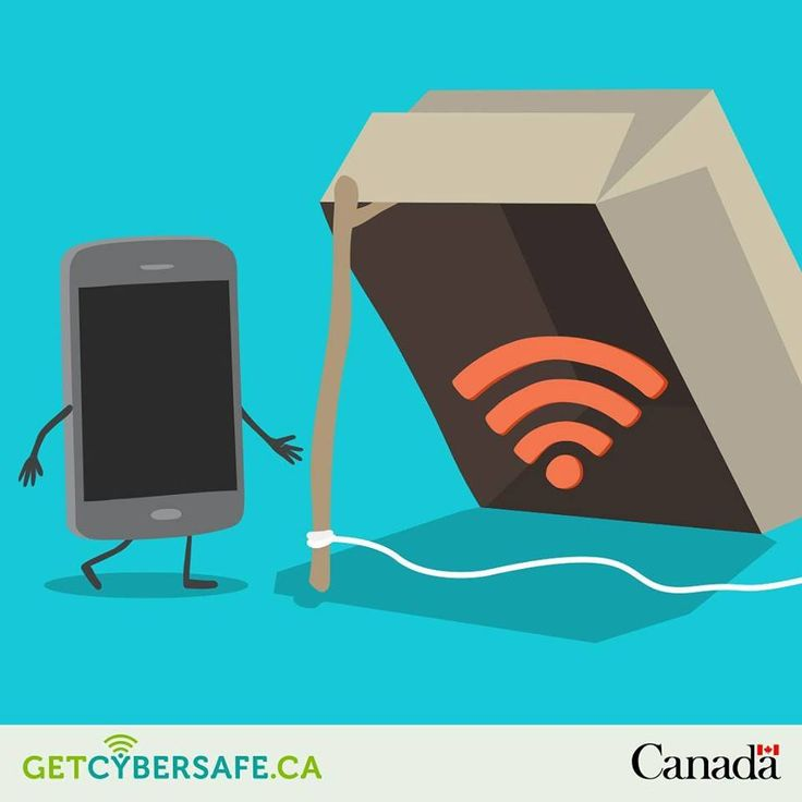A message from the Government of Canada Get Cyber Safe Some hackers set up phony Wi-Fi hotspots near legitimate public Wi-Fi hotspots to capture personal data from unsuspecting victims. Make sure all your devices are connected to the right network! #wifi #publicwifi #MoKnows #MoKnowsCyber #GetCyberSafe #Mobile #MobileSafety #CyberSecurity #CyberSafety #ITSecurity #InternetSafety #CyberTips #TrusterraMortgage #mortgage #Canada #Alberta #Ontario #NewBrunswick