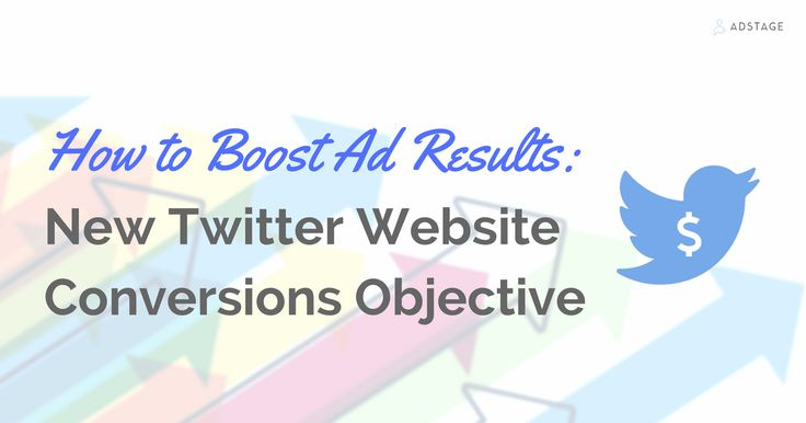 Boost Ad Results: New Twitter Website Conversions Objective