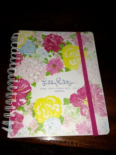 College and high school organization tips: how to use a planner.