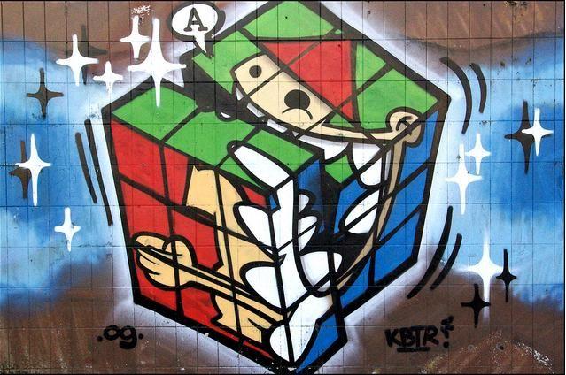 graffiti art rubik   graffiti creator