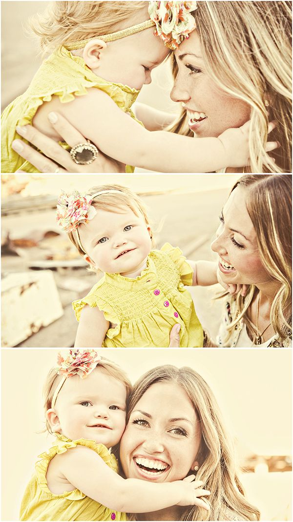 love these natural poses of mother/daughter. This is one of the best and my favorite photos of mom/baby. I know Olivia is a bit older but I just Love these!!