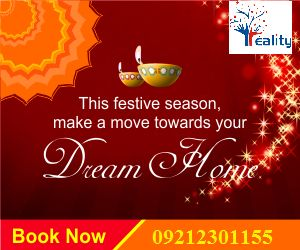 This Festive Season, Make a Move Towards Your Dream Home  Book Flats in Noida and Ghaziabad Only Rs.51,000 Call at: 09212301155