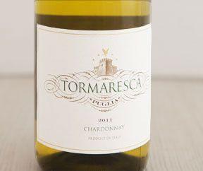 Chardonnay della Puglia IGT – Tormaresca | Luglio 2013