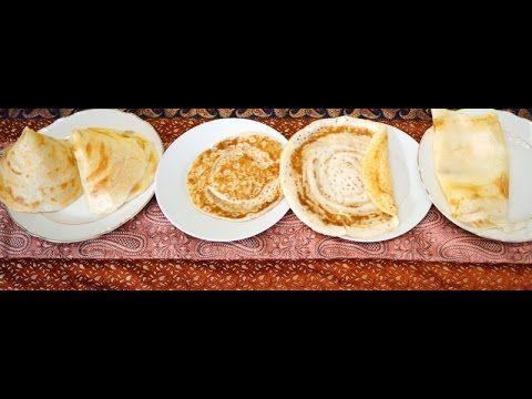 Dosa Making (4 types) - Dosatopizza