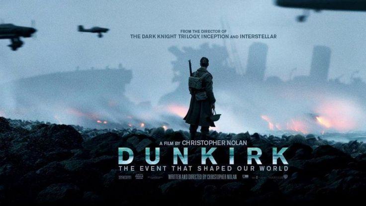 Dunkirk este un film lansat în 21 iulie 2017 în SUA, care are 8 nominalizări la Oscar pentru Film Editing, Music, Sound Editing, Sound Mixing, Cinematography, Production Design, Directing și Best Motion Picture. Ce rezultate va obține, ne va fi dezvăluit în 4 martie 2018, când se va desfășura ceremonia...
