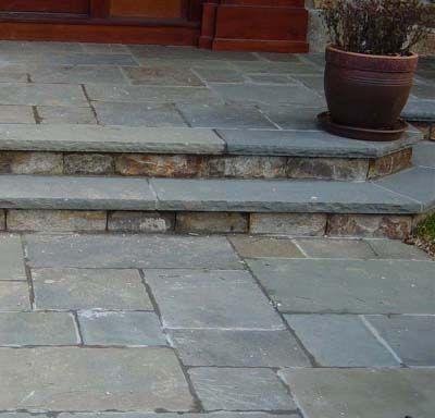 61 best bluestone images on pinterest for Bluestone flooring