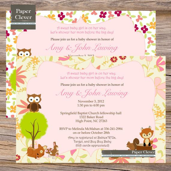 18 best kate's shower images on pinterest | shower ideas, baby, Baby shower invitations
